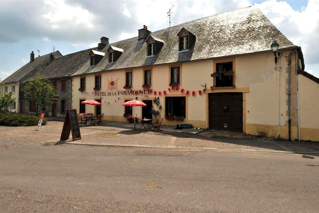 Auberge de la Providence - 2. pers. - Saint-Donat