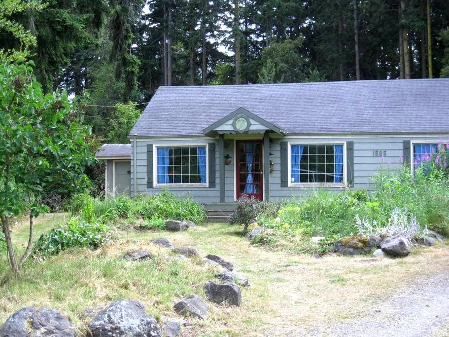 Sweet Spot In Port Townsend! - Port Townsend - House