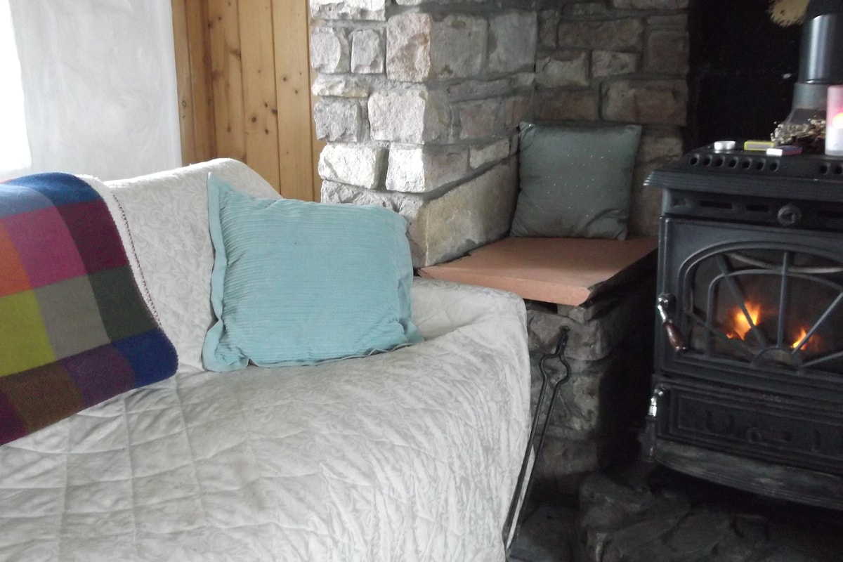 Cosy thatched cottage in Connemara