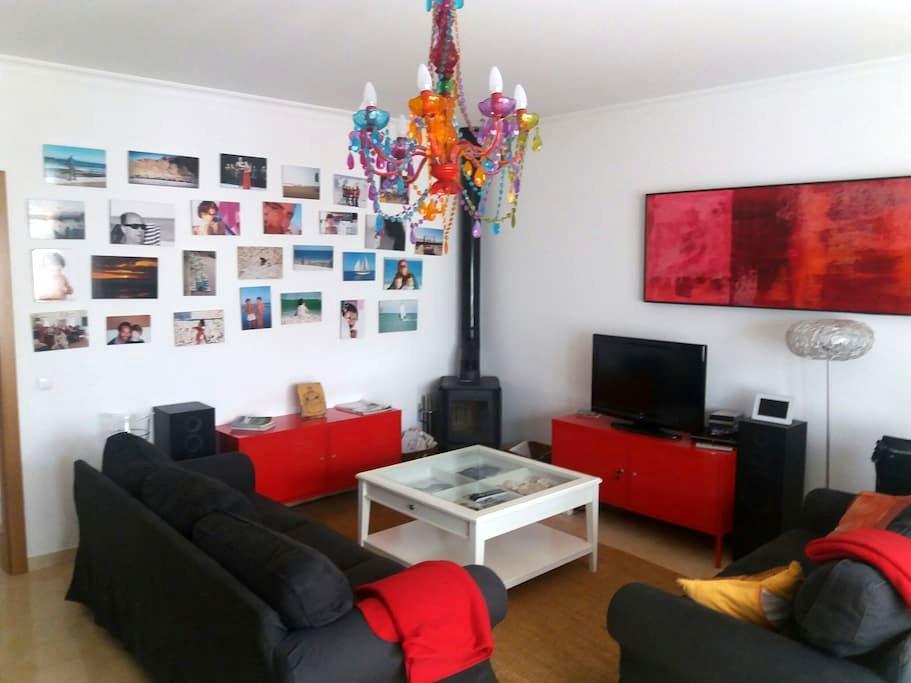 Adosado amplio y coqueto - Castro Marim - House