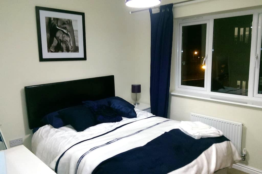 Oxford double bedroom+ own bathroom - Oxford - Apartment