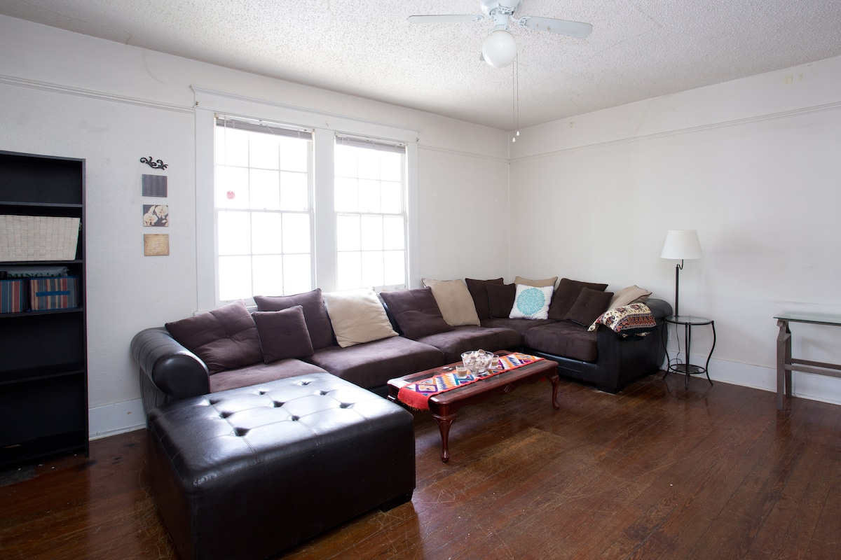 Charismatic 4 Bd in New Orleans