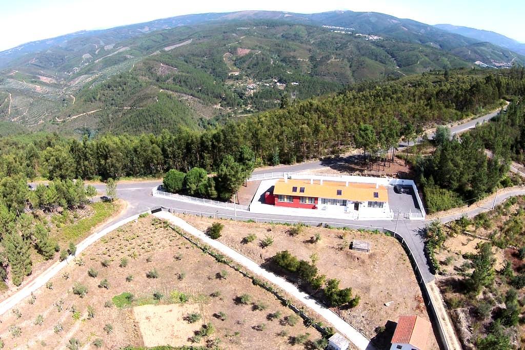 APART. 3 Escola das Aldeias - Pampilhosa da Serra - Departamento