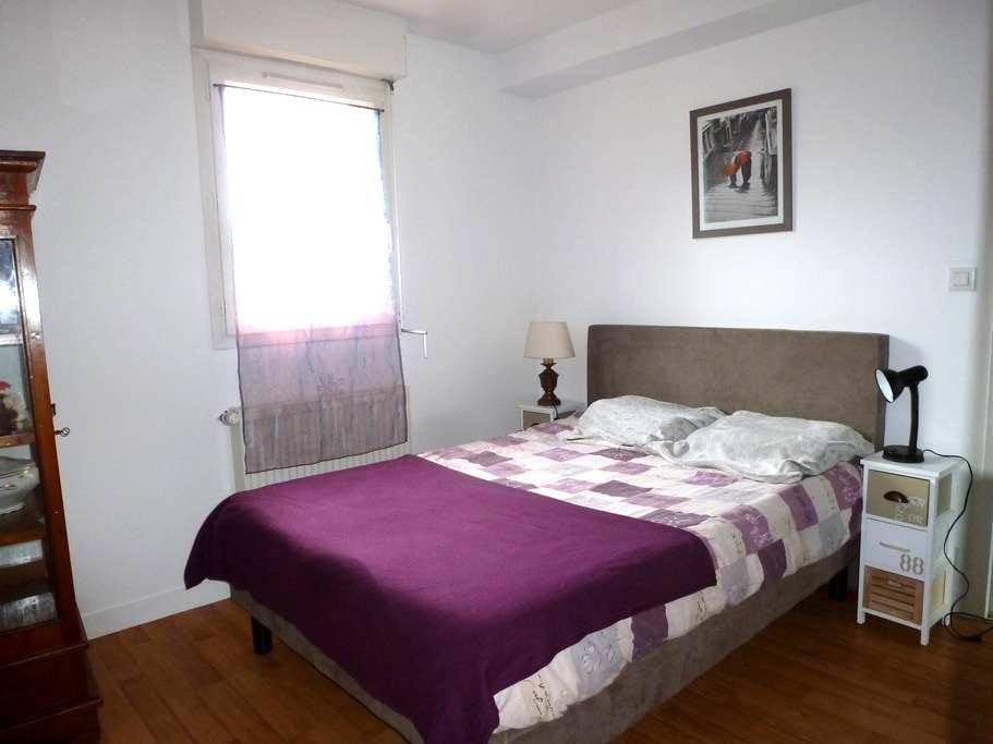 Chambre à louer Dinan ville historique - Dinan - บ้าน