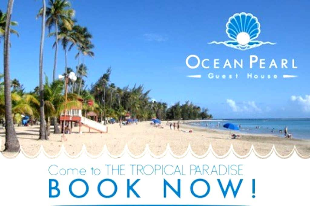 Beach Front Guest House #2 - Luquillo - Bed & Breakfast