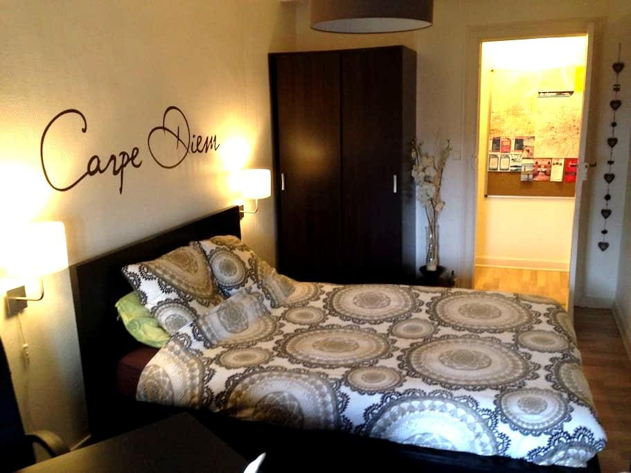 Lovely flat and welcoming host - Bordeaux - Appartement