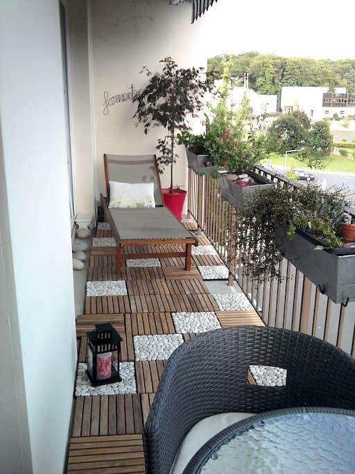 Appartement très agréable,décoratoin soignée. - Reims