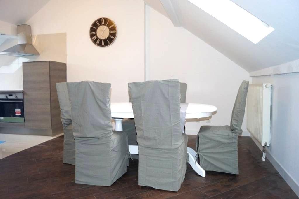 F3 meublé  YUTZ Cattenom Thionville - Yutz - Leilighet
