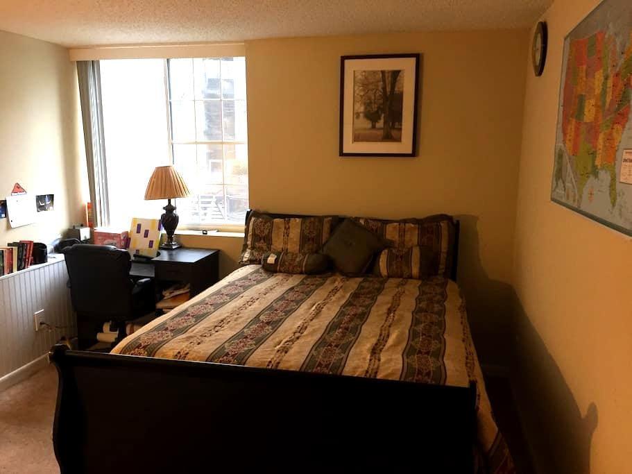 Great perimeter Atlanta apartment - Sandy Springs - Apartment