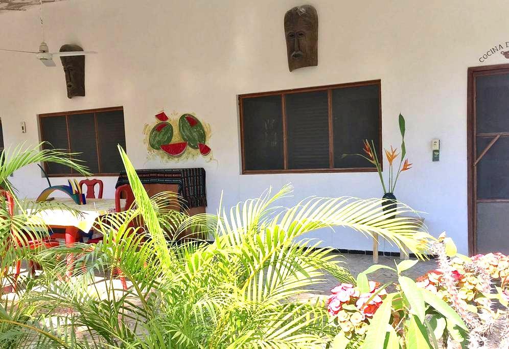 Casa del Sol my tropical home - San Patricio