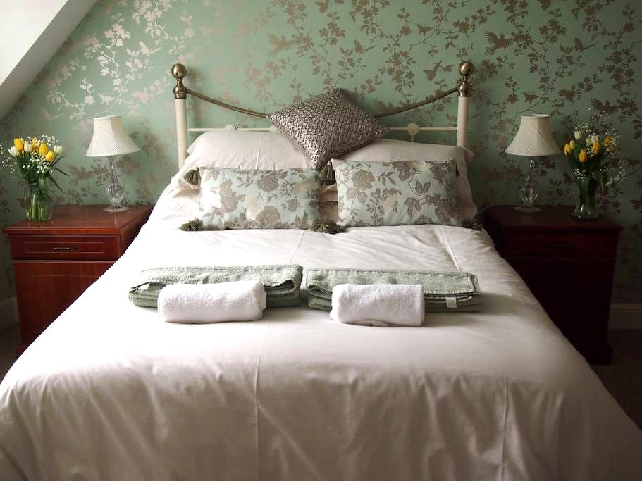 Farm house b&b near Bath. Room 2 - Englishcombe - Bed & Breakfast