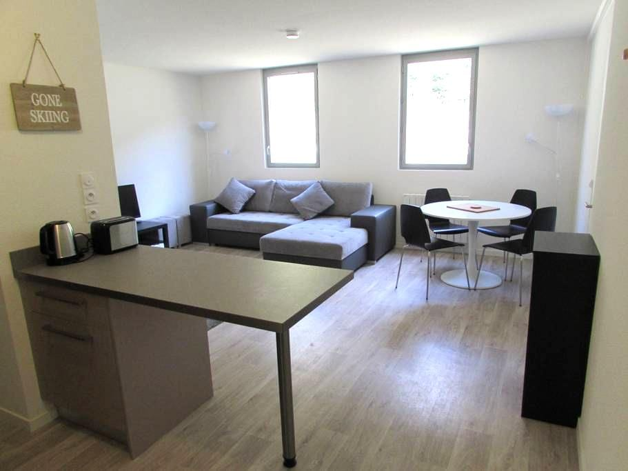 New 4 pers apartment Flaine centre - Cluses