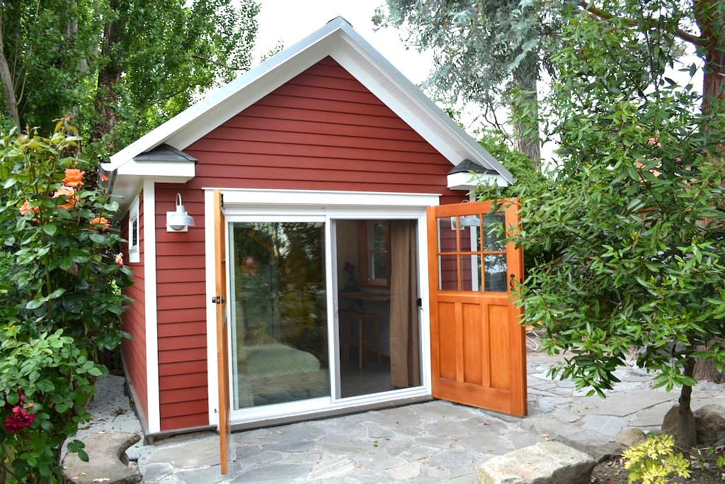 Cozy Carriage Home Near The Center Of The Universe - Seattle - Cabane