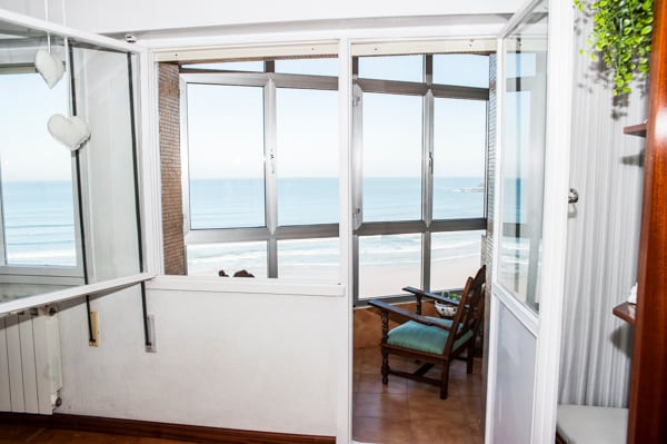 Apartamento con EXPLENDIDAS vistas