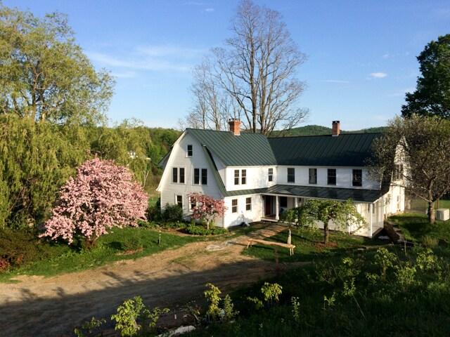 1820s Farmhouse on Farmland & Woods