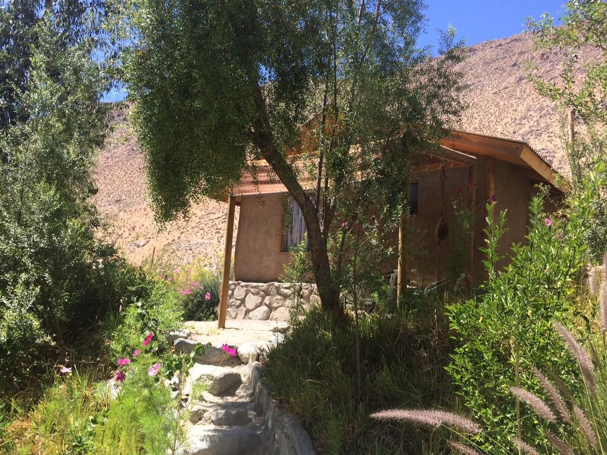 Cabins Elqui Valley, Alcohuaz