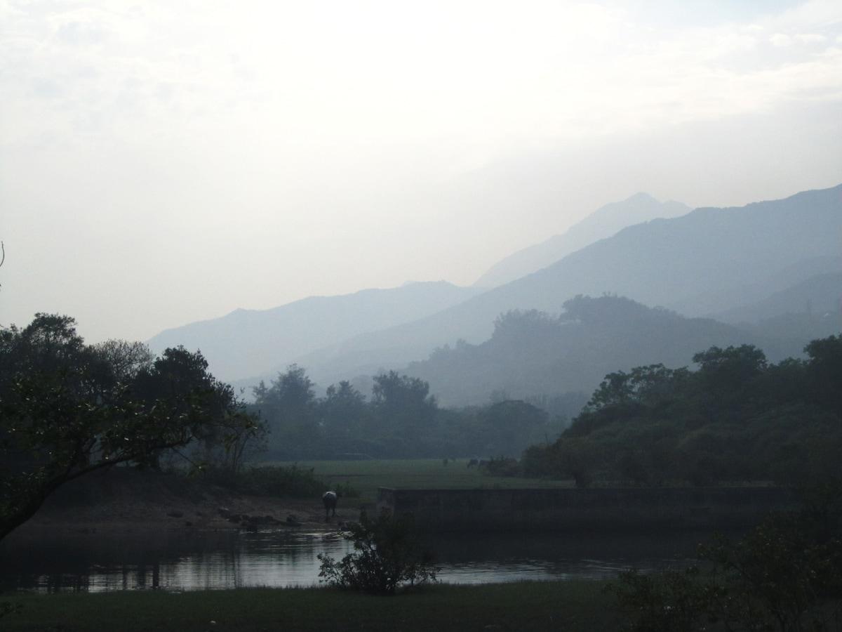 Pui O at dawn