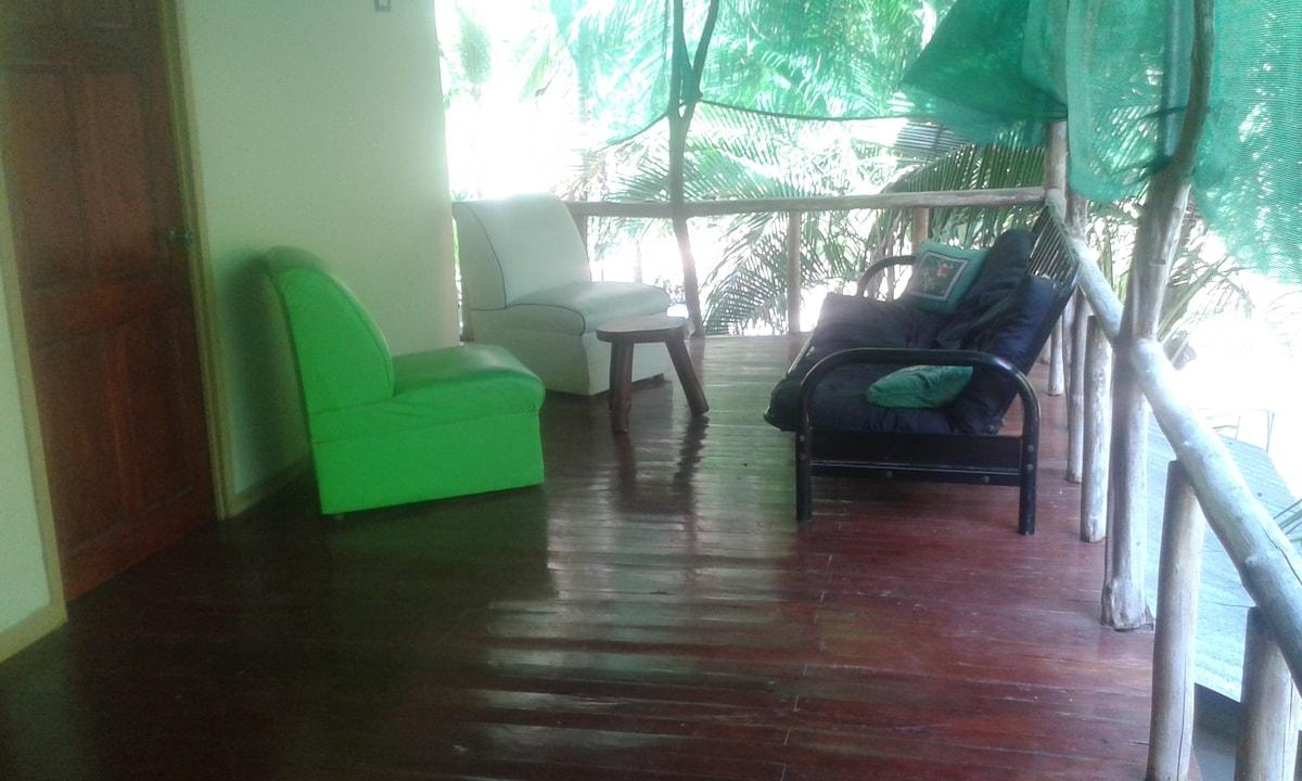 Habitación sencilla Casa Manito