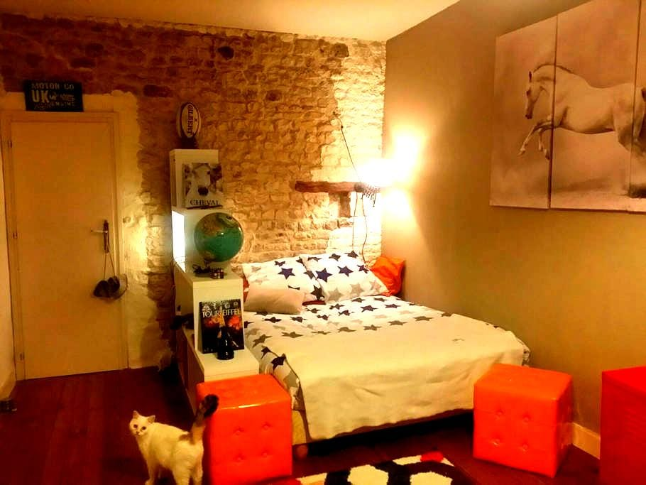 Chambre sympa et confortable - La Jarne