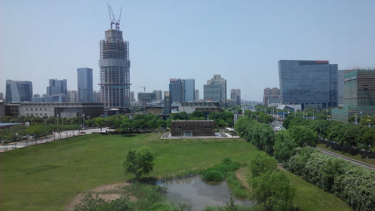 Suzhou CBD Serviced Apartment