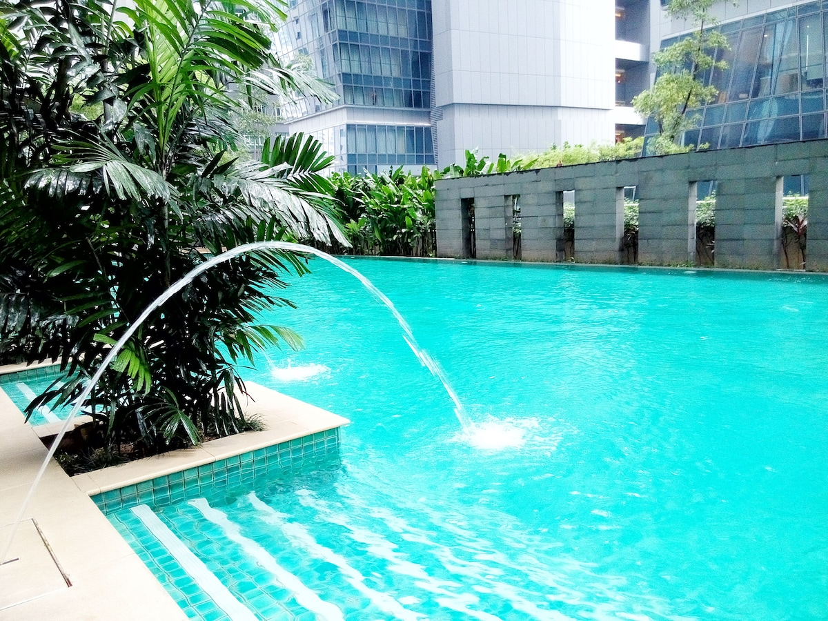 Short Term Stay in KL City Centre