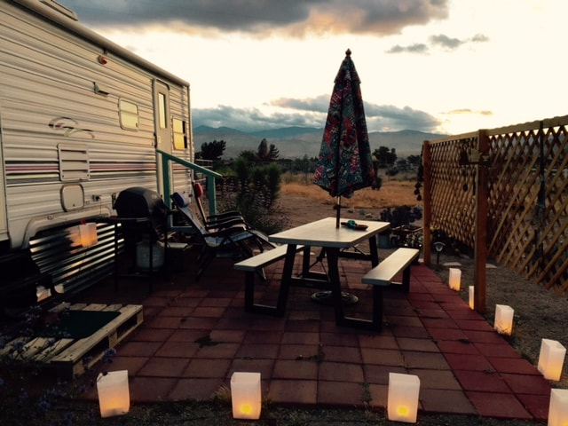 """It'll be """"Cool"""" Glamping at 4100ft"""
