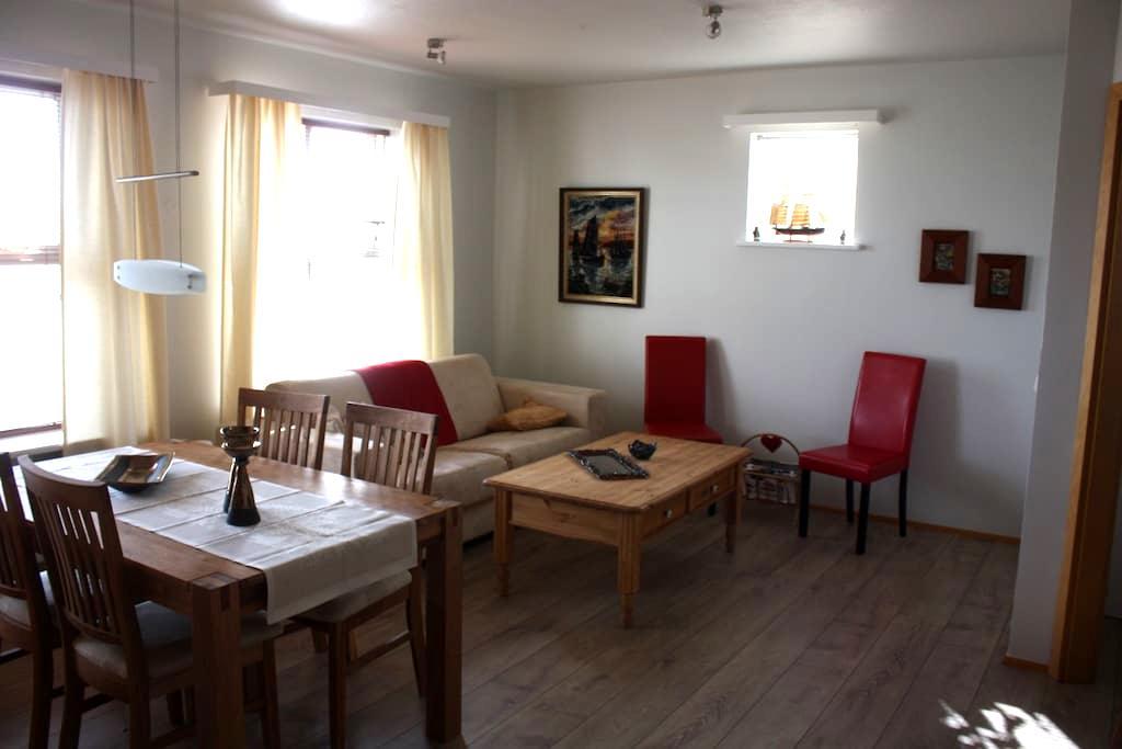 Cosy apartment in small town, Ólafsfjörður - Ólafsfjörður