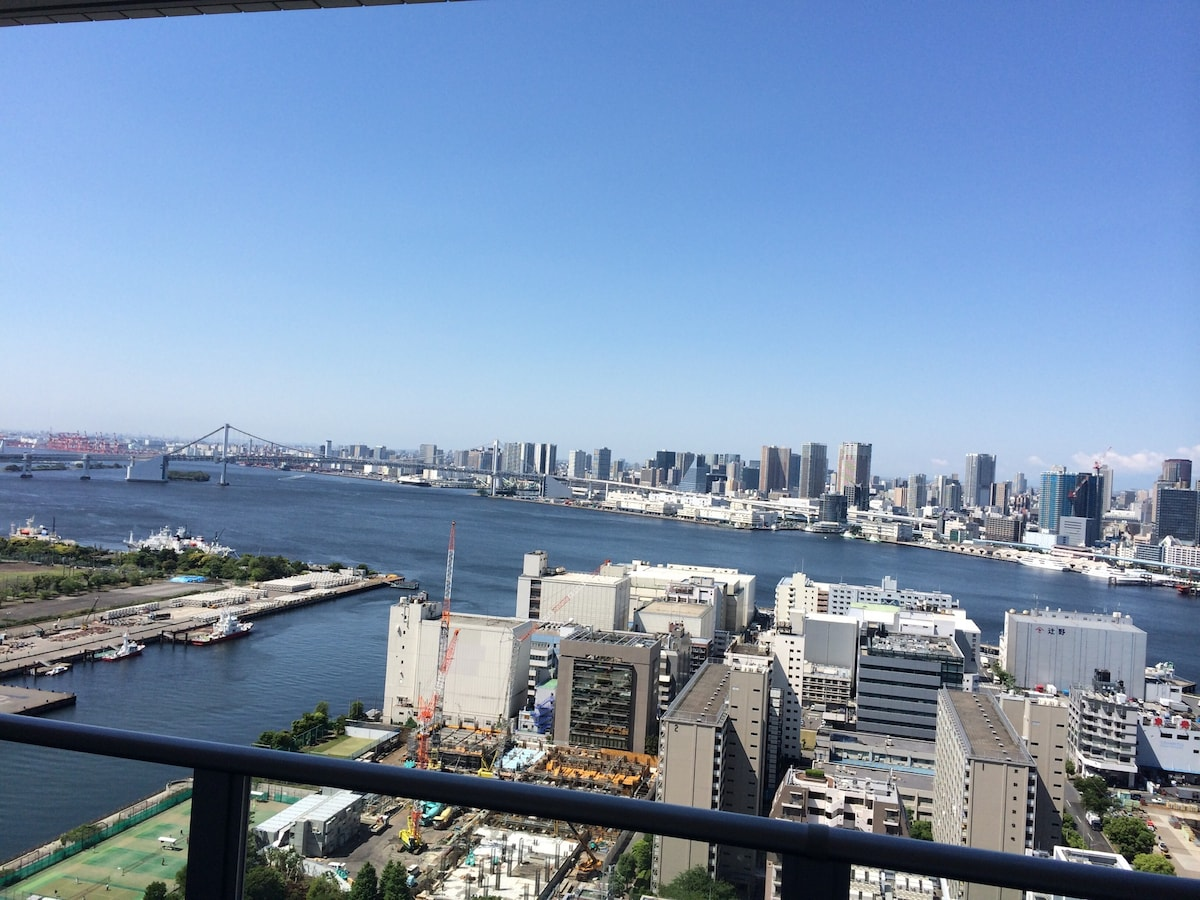 LUXURY VIEW & ROOM,GINZA AREA