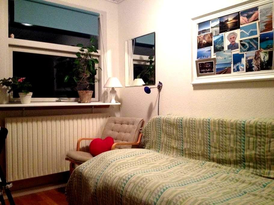 Vær. i centralt beliggende hus tæt på havet i Sæby - Sæby - Hus
