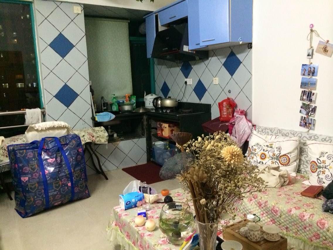 滨江东路豪宅区小户型1房1厅