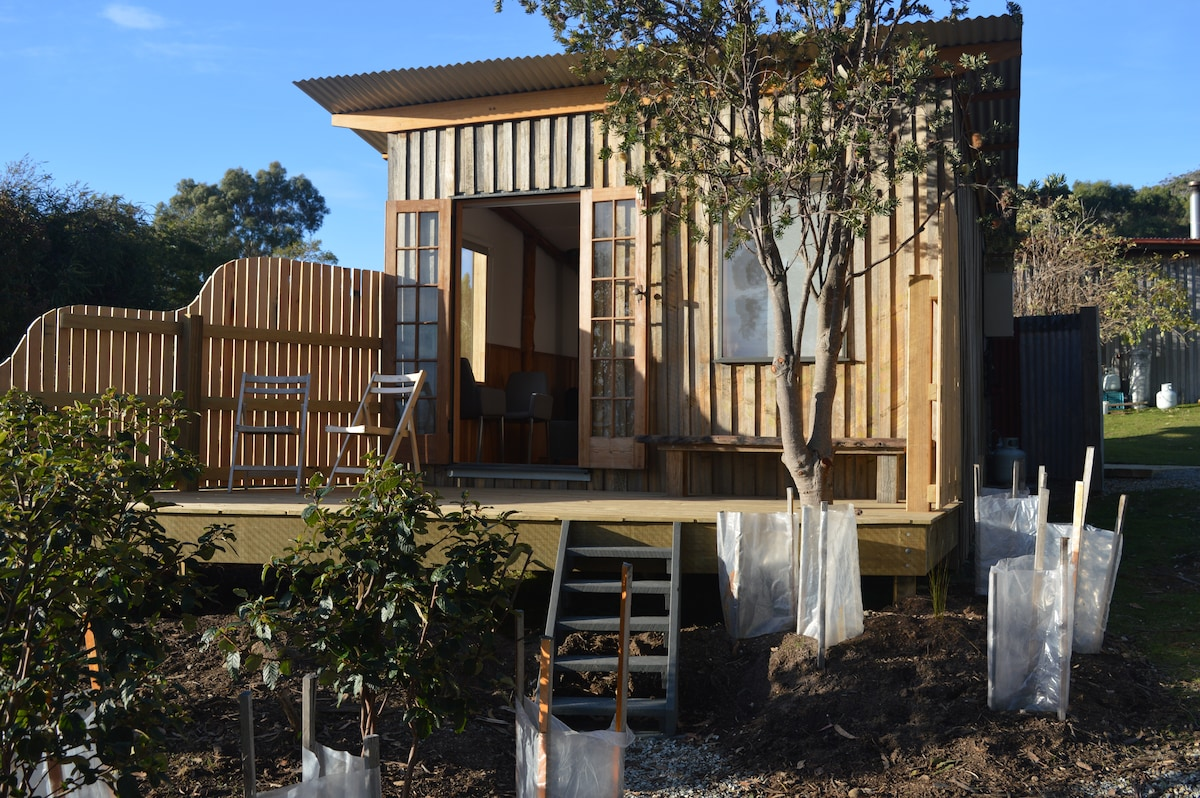 Bruny eco cabin by the sea