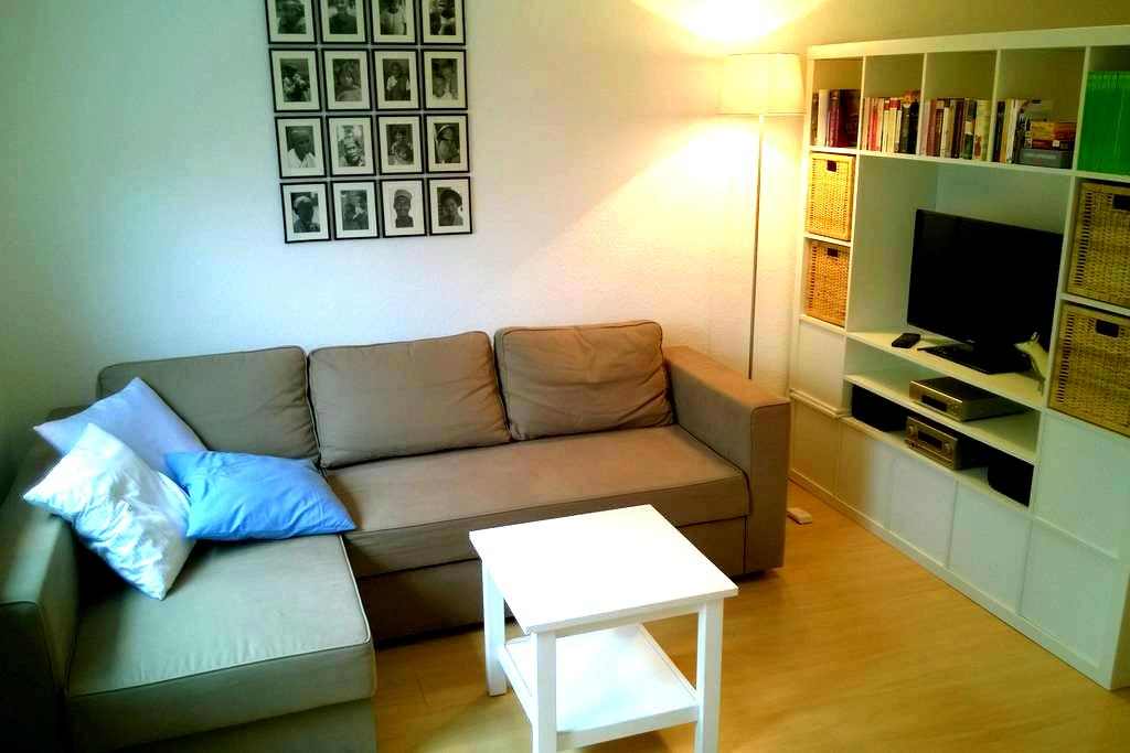 Centrally located, quiet and cozy appartment - Bamberg - Appartement