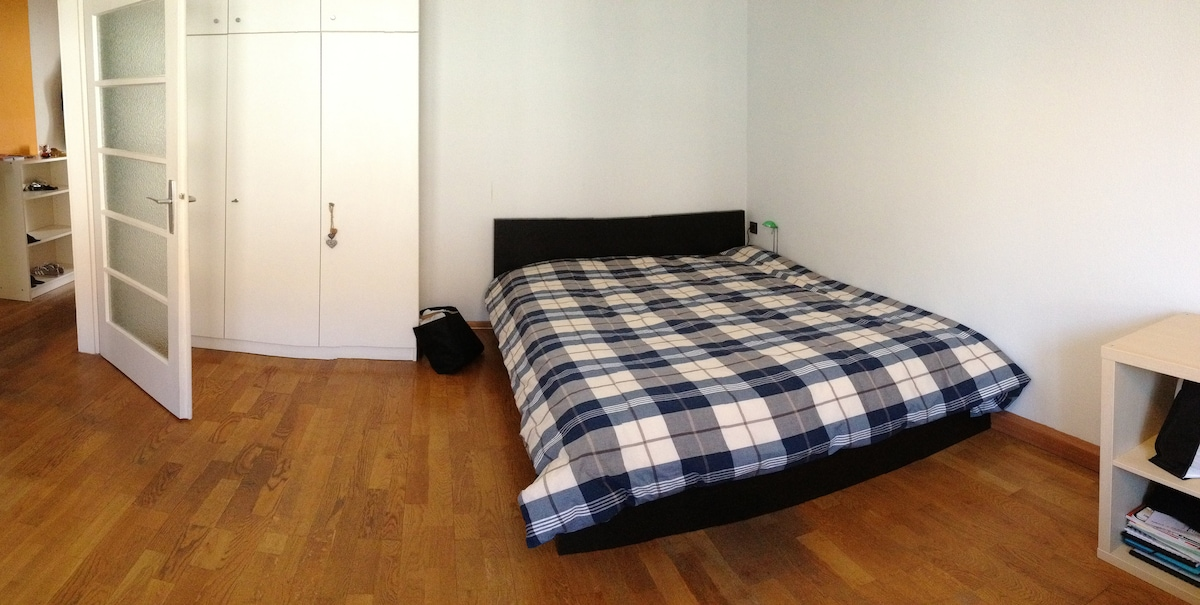 Nice room in a beautiful appartment