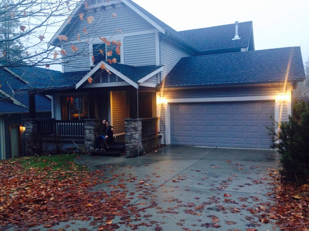 beautiful home in central location!