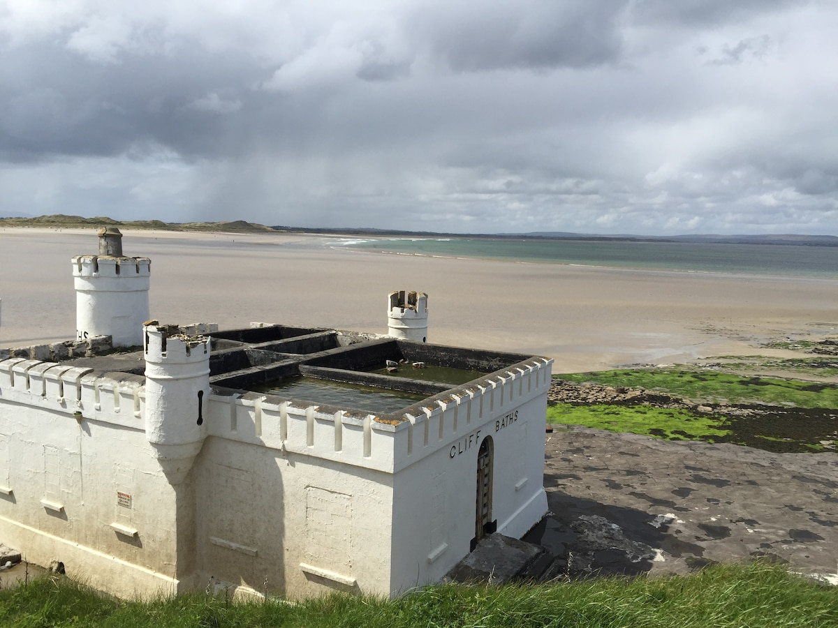Enniscrone 4 Bed  Holiday home