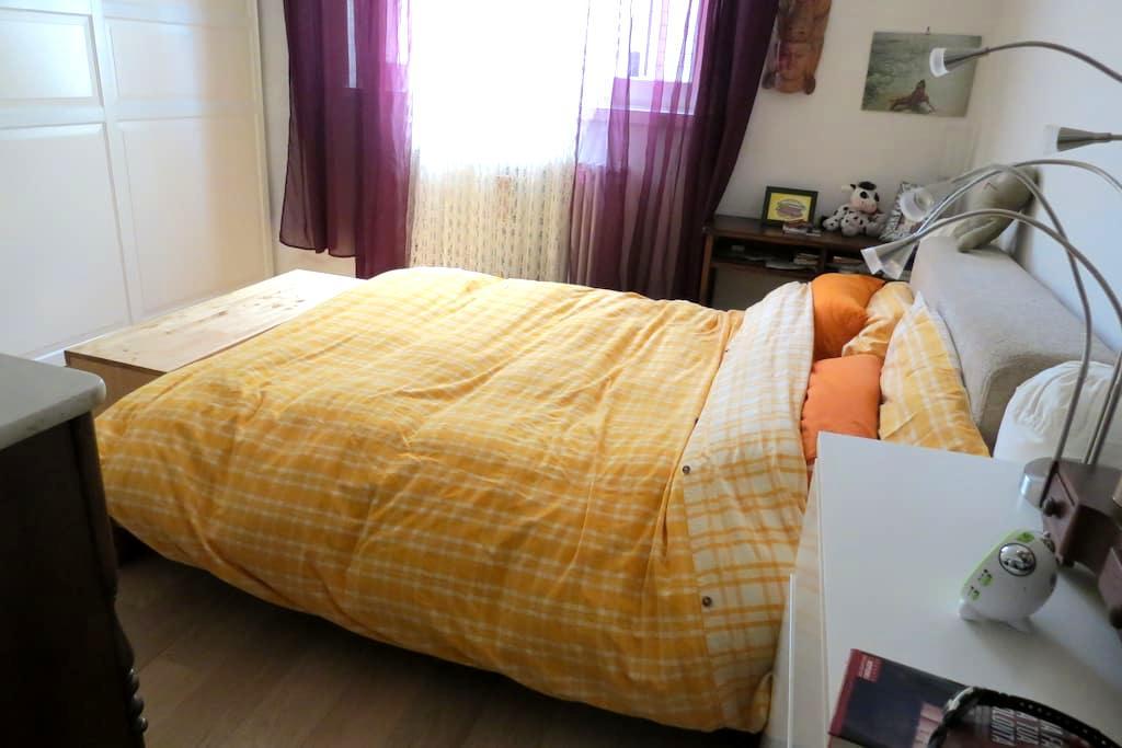 Camera matrimoniale+bagno privato - Lucca - Dům