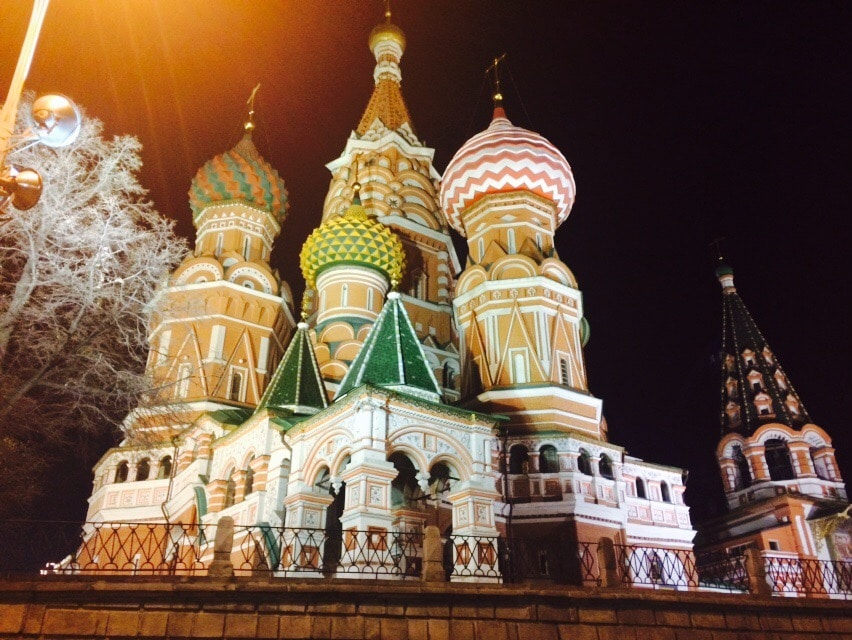 Cosy room in the center of Moscow !
