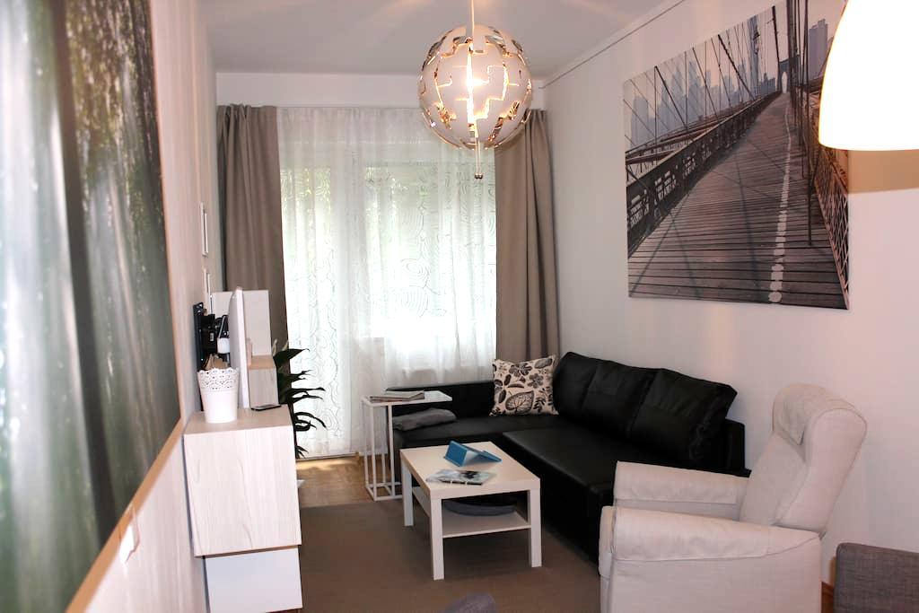 schöne ruhige Wohnung im Zentrum (17) - Graz - Apartment
