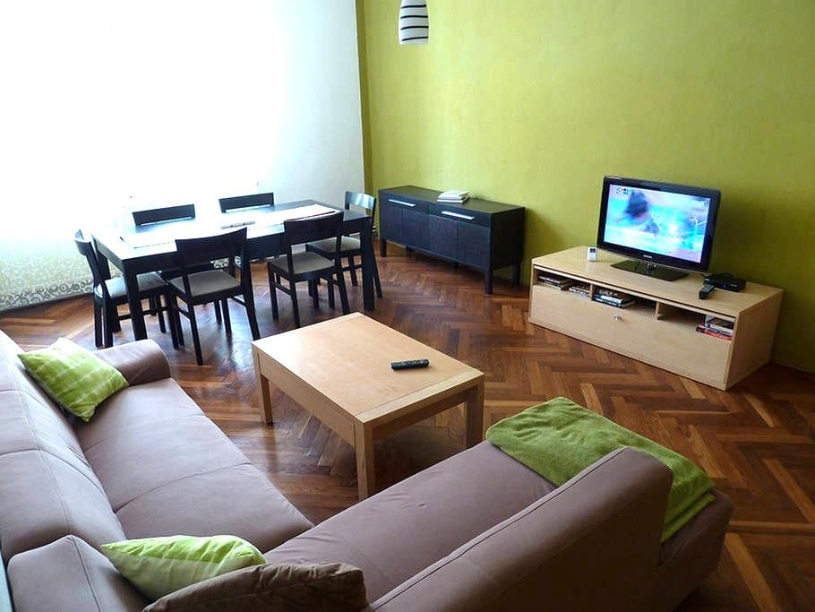 Cosy and nice apartment close to everywhere :) - Košice