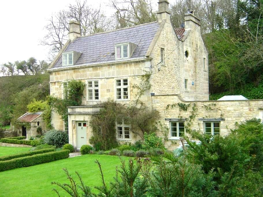 17th century farmhouse - Combe Hay, Bath - Hus