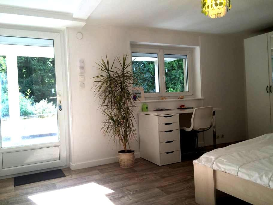 independant room near Metz and nature friendly - Ars-sur-Moselle - Hus