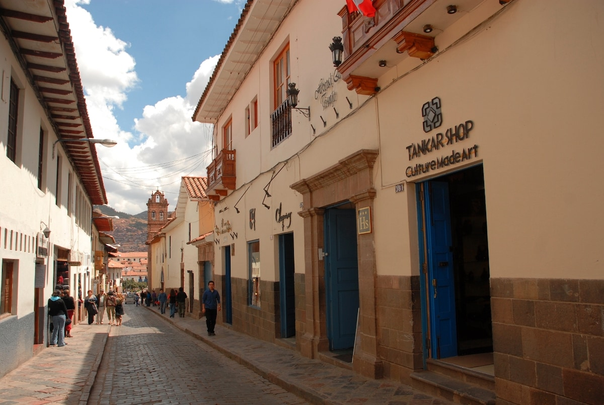 Cusco's Downtown, Hostal El Triunfo