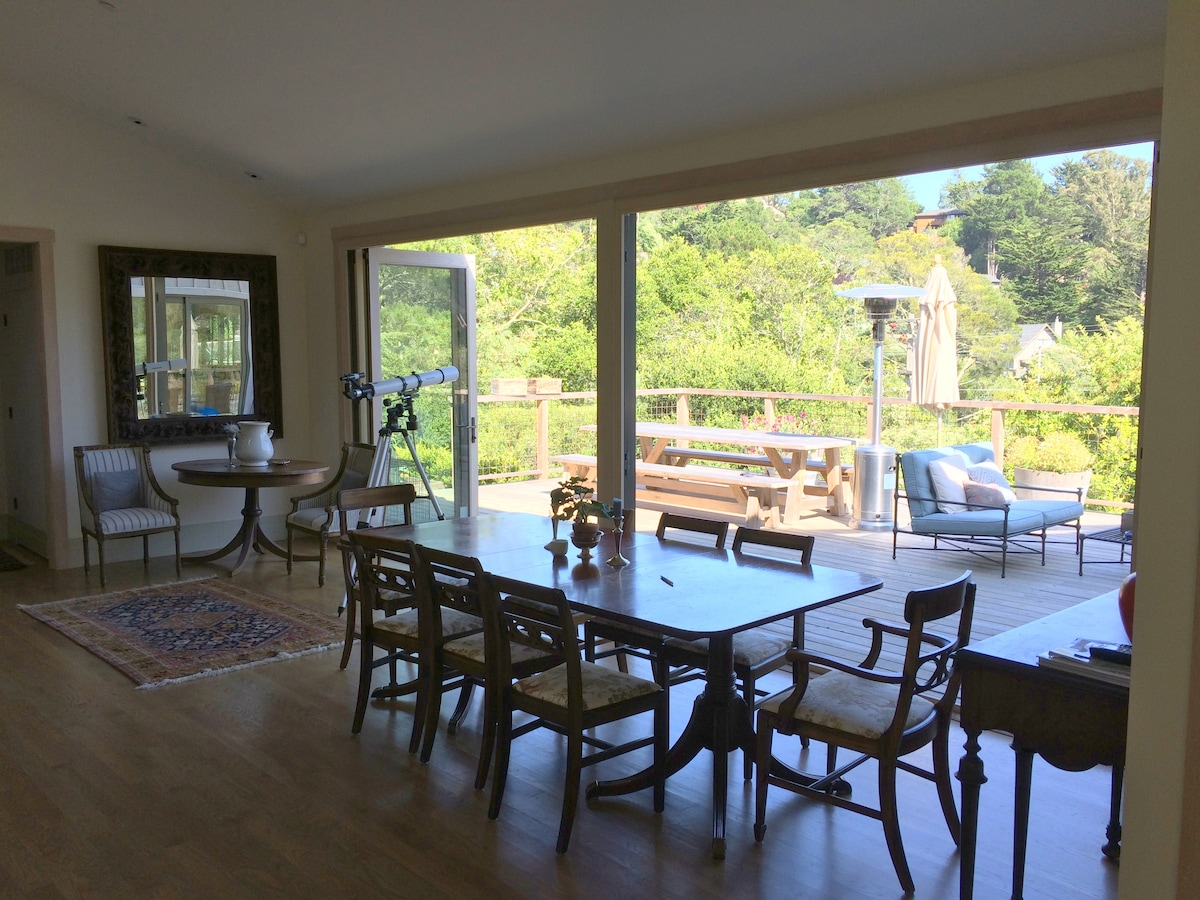 Mill Valley gem with view