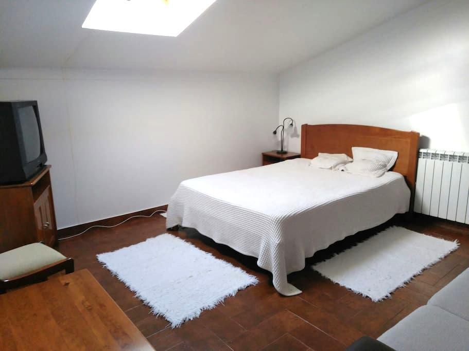 Suite c/ cozinha perto de Fátima -L - Porto de Mós - House