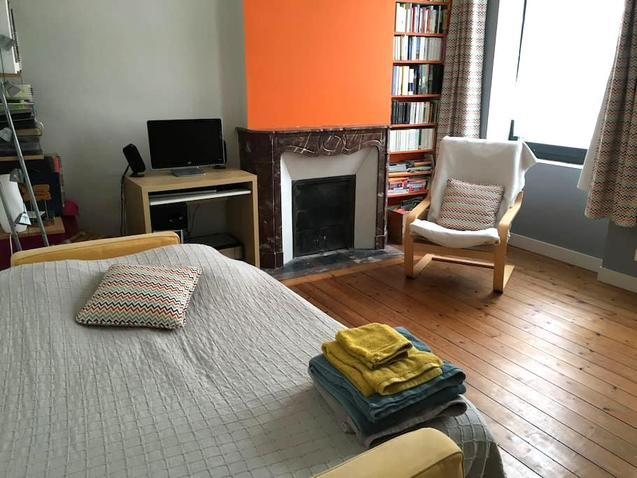 Chambre cosy maison coeur de ville - Cherbourg-Octeville - Huis