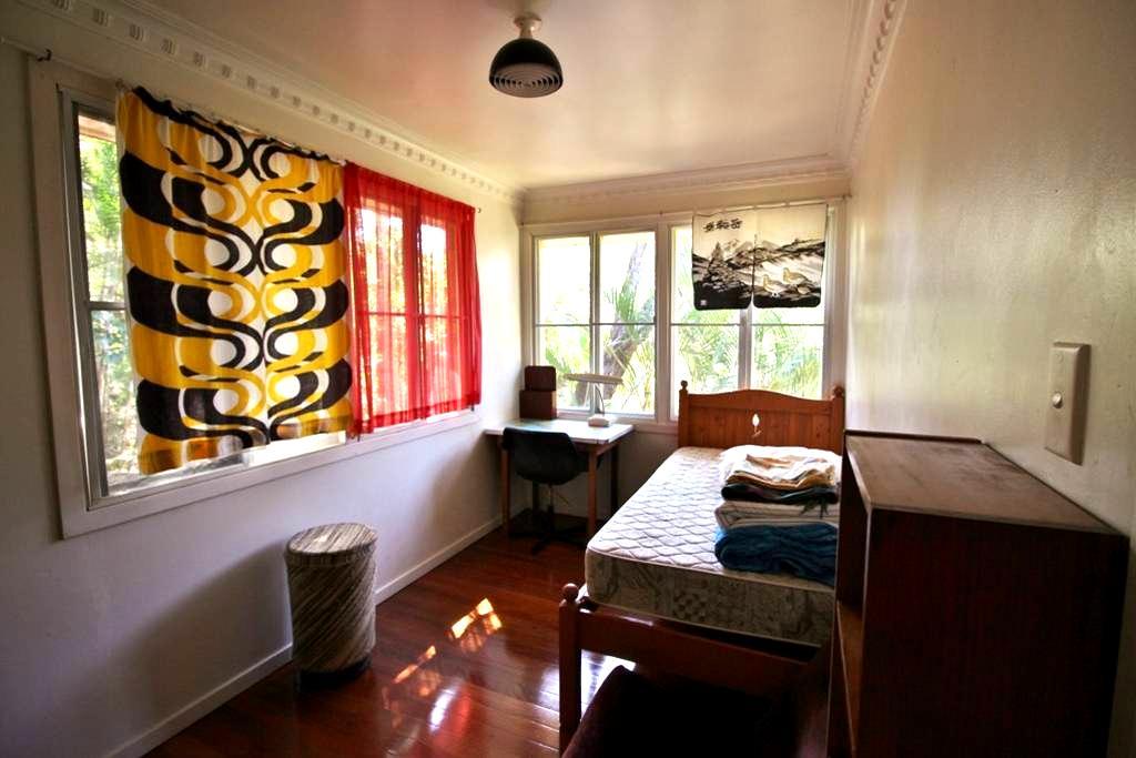 The Tree House Room - Auchenflower - Casa