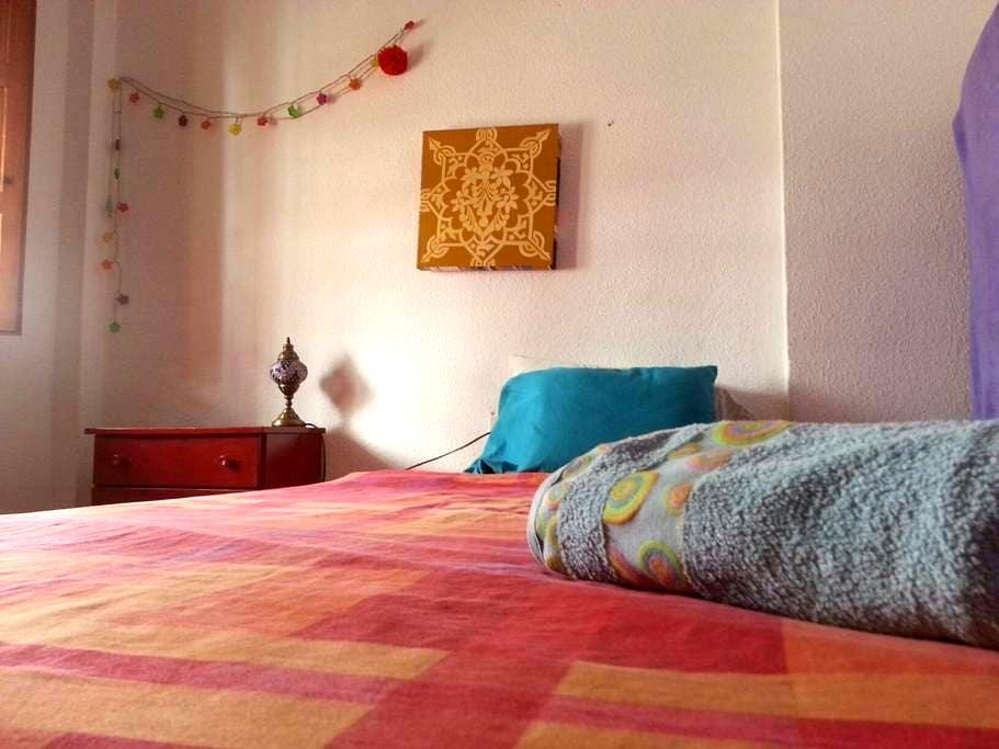 Habitaciones albaicineras-CENTRO!!! - กรานาดา - ที่พักพร้อมอาหารเช้า