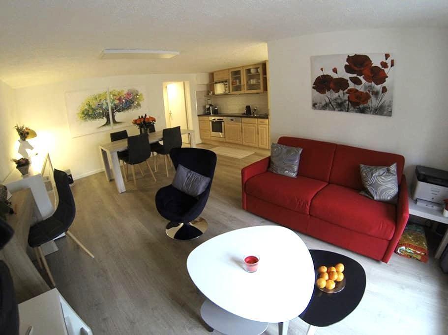 Point Cardinal, 73m2 - Grand-Lancy - Apartment