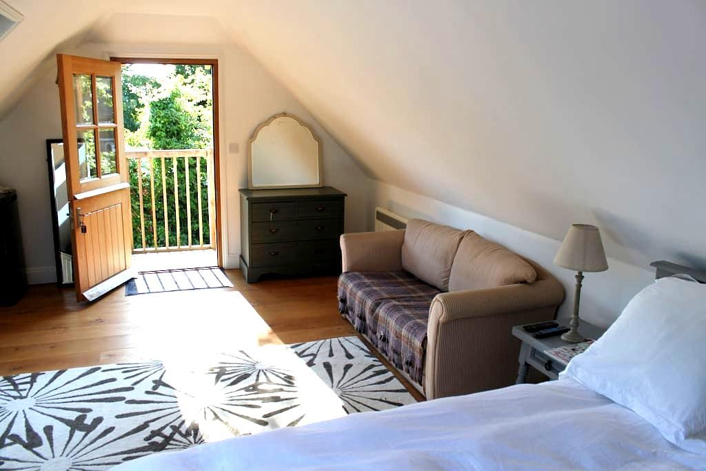 B&B room with independent access in Pluckley - Pluckley