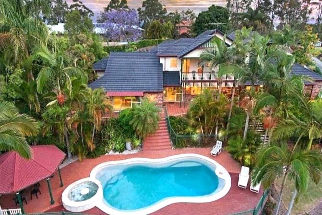 Brisbane house - Ormeau - Willa